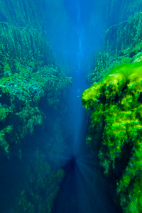 Freshwater abyss